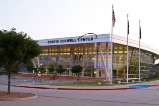 curtis culwell center