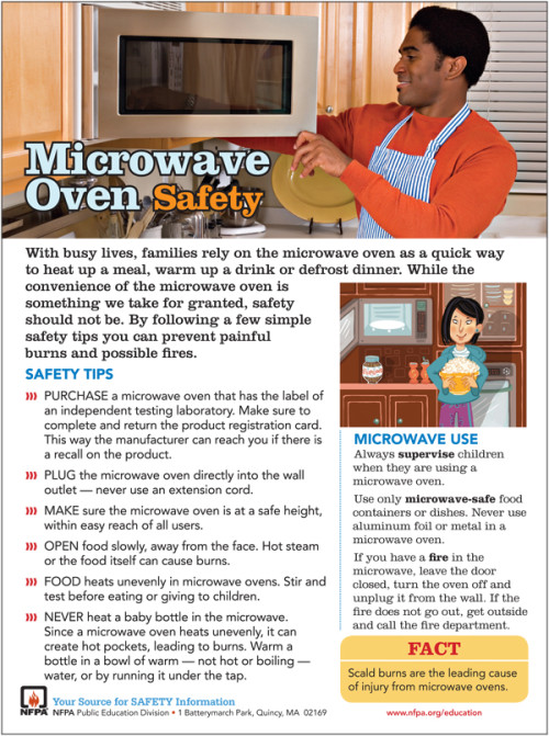 Posted In Health Safety Tags Microwave Oven