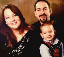 flood victim family