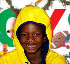 GFD coats for kids