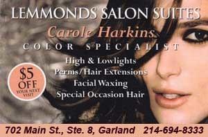 carole harkins