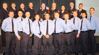 garland fire academy