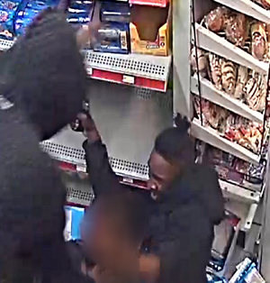 the convenience store murder Video: florida convenience store owner arrested for shooting beer thief  into  an occupied vehicle and attempted second-degree murder.